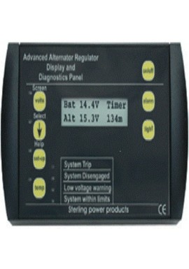 Sterling Power Battery to Battery Charger Remote Display and Control