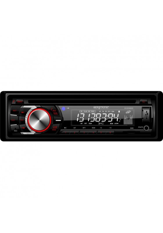 Majestic AM-FM Stereo w-DVD- CD- USB- SD- - Bluetooth