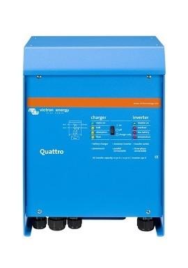 Victron Quattro Quattro 12/5000/220-100/100 100 Amp 5000VA