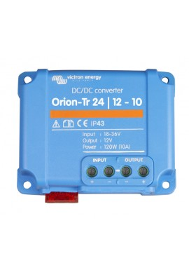 Victron 24V to 12V 10 Amp Orion-Tr DC-DC Converter Non Isolated 24/12-10