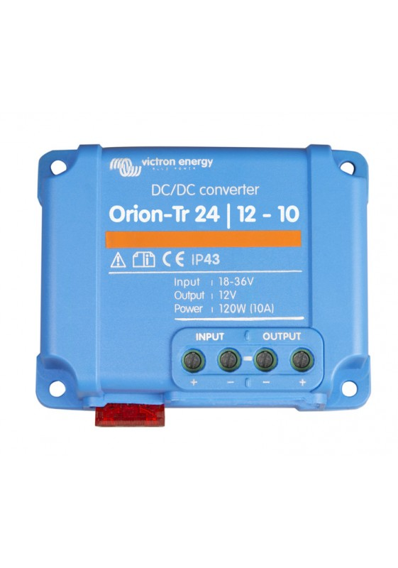 Victron 24V to 12V 15 Amp Orion-Tr DC-DC Converter Non Isolated 24/12-15
