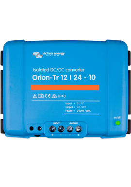 Orion-Tr 24/12-30A (360W) Isolated DC-DC converter