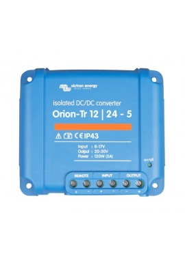 Orion-Tr 24/48-2,5A (120W) Isolated DC-DC converter